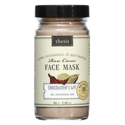 Thesis Chocolate Face Mask