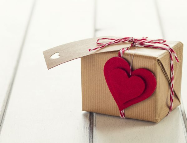 Choose perfectly personalized Valentine's gifts that say I love.