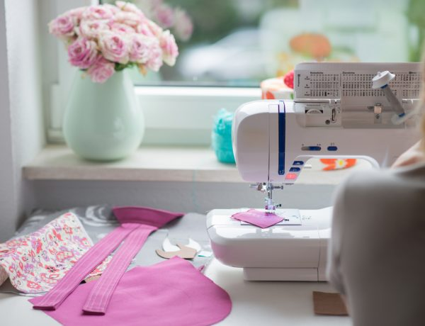 Learn the sewing basics.