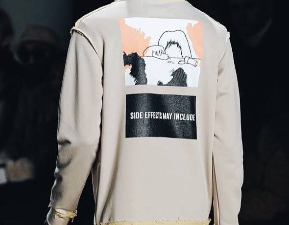 Mental illness awareness at Fashion Week?
