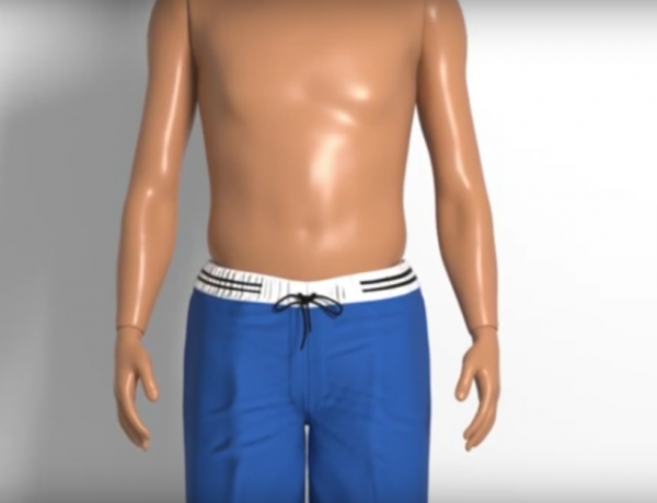 Ken doll is a realistic competitor.