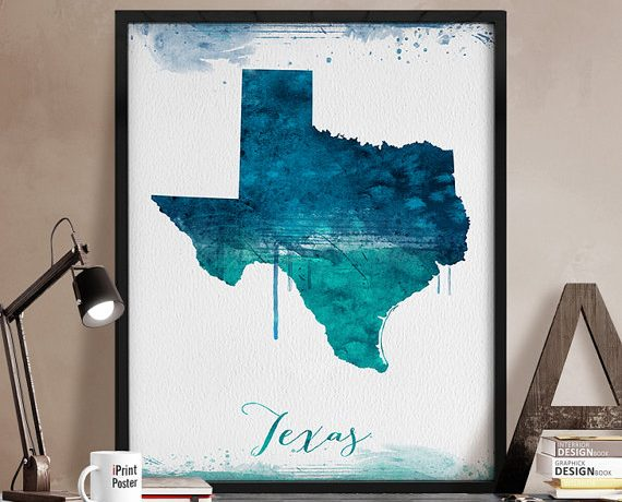 Home decor finds to show off your regional pride.