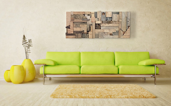Wood art for your walls!