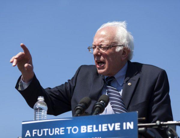 Bernie Sanders got rid of his shaggy hair.