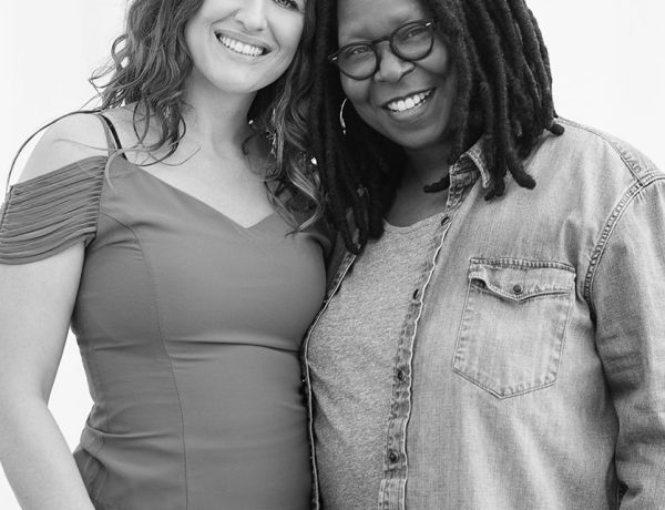Whoopi Goldberg and Maya Elizabeth are making cannabis infused menstrual relief products.