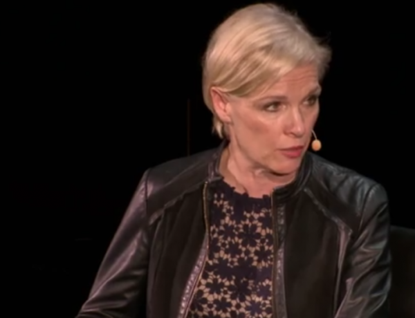 Cecile Richards has a lot of smart things to say.
