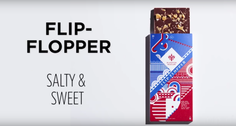 These two companies are making chocolate bars to break down political barriers.