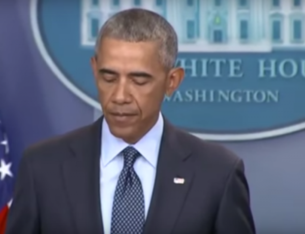 President Obama is sick of gun violence and LGBTQ hate.
