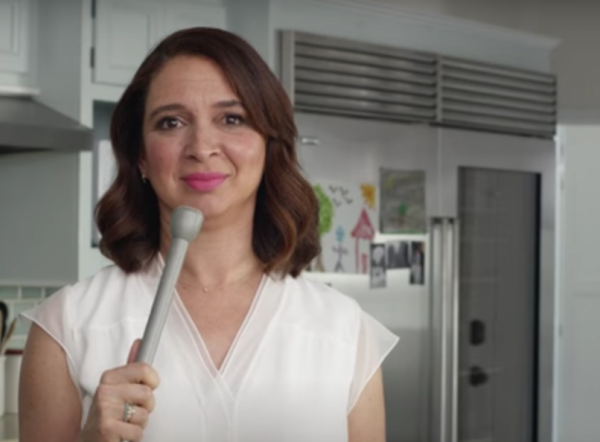 Maya Rudolph wants you to treat your vagina well.