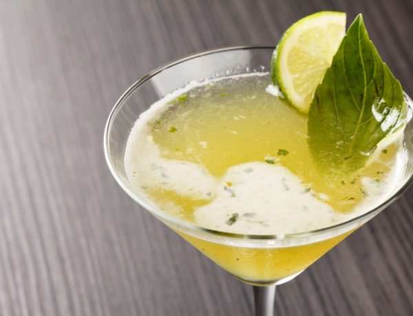 4 cocktail recipes for the summer