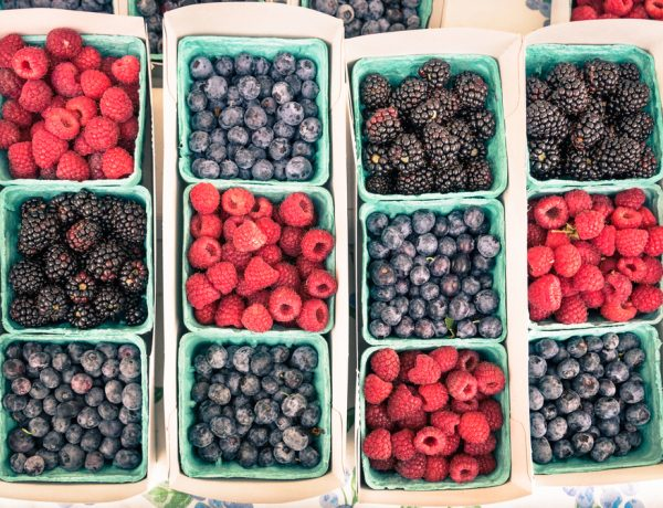 summer berries recipe ideas