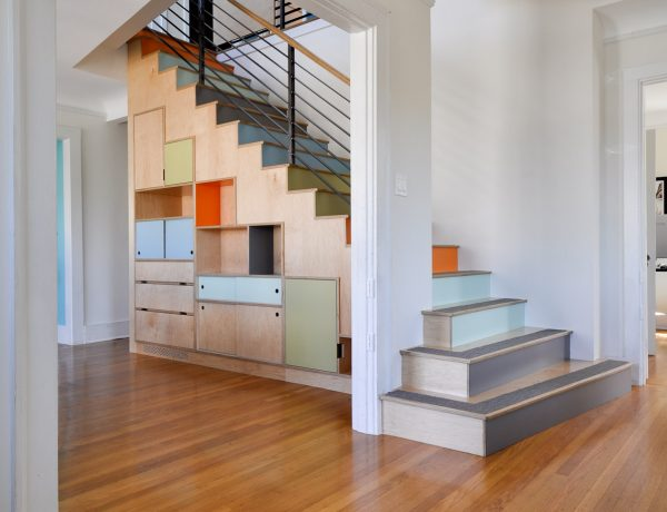 Plywood is an elevated design choice.