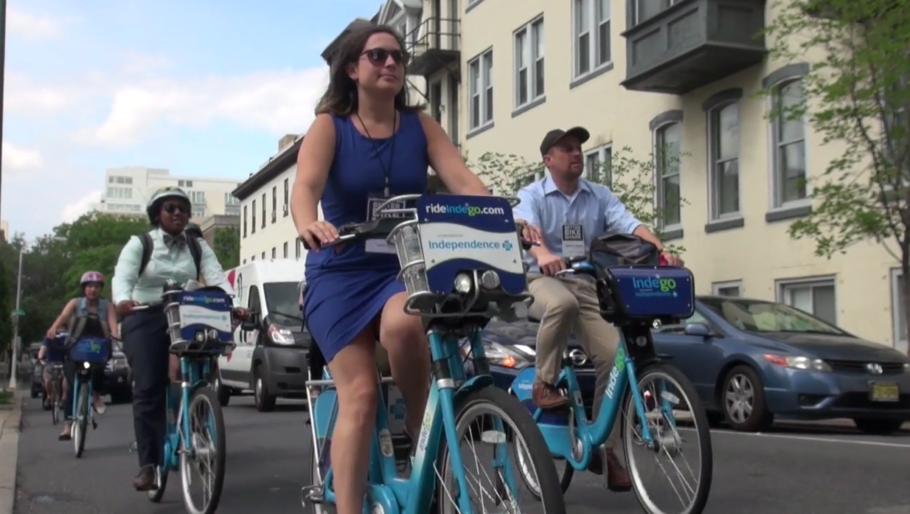 Bike share systems have to be thought out to work.