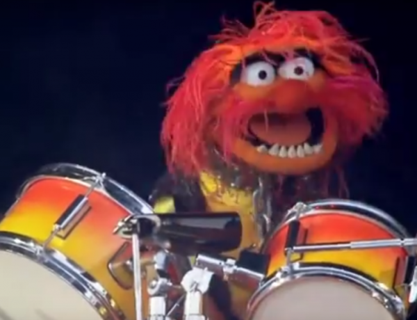 The Muppets totally rock.