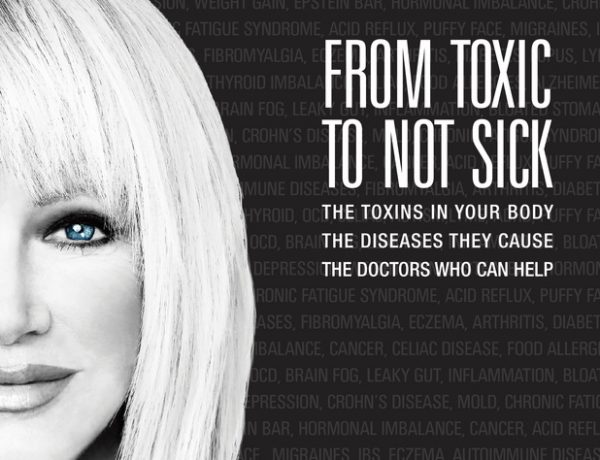 Suzanne Somers Takes on Toxins in Latest Book 'Tox-Sick' [Interview]