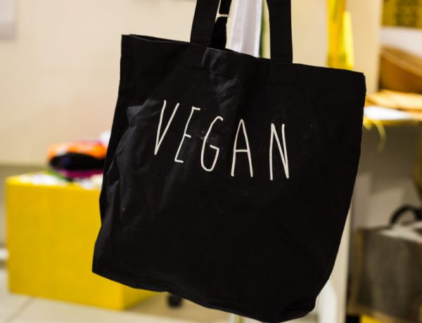 Vegan brands are full of amazing pieces.