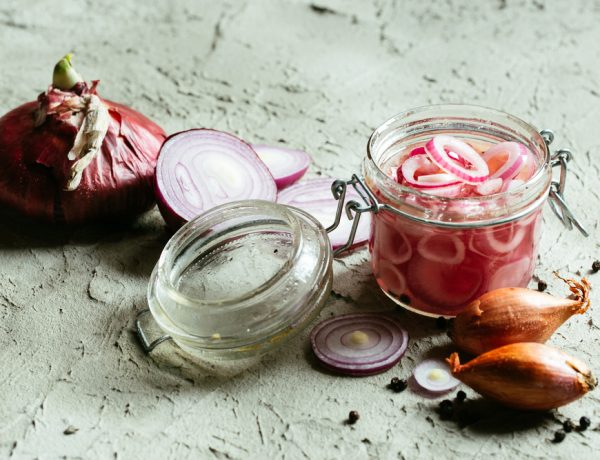 Make your own pickled onions.