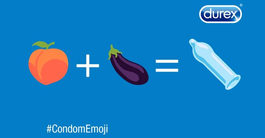 The eggplant emoji needs to be replaced.