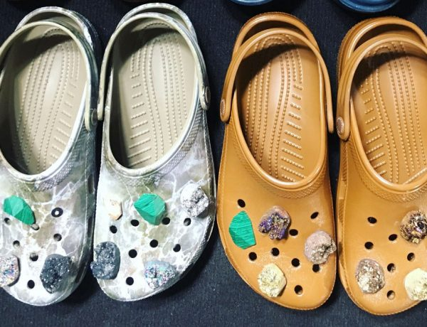 No Joke: Crocs Just Made their Runway Debut at LFW 2017