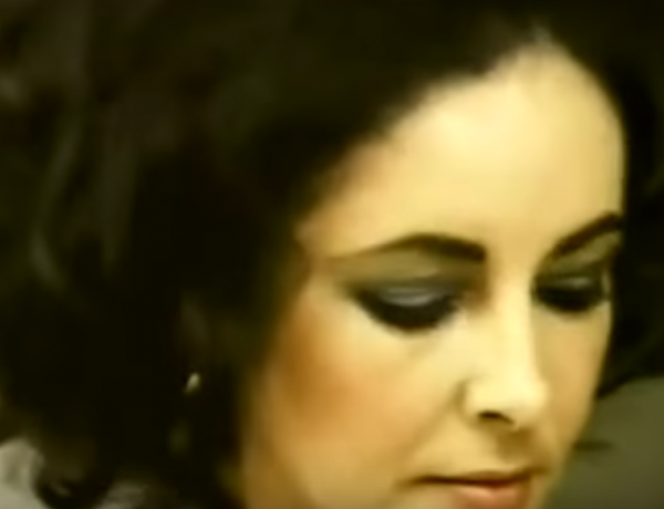 Elizabeth Taylor knows makeup.