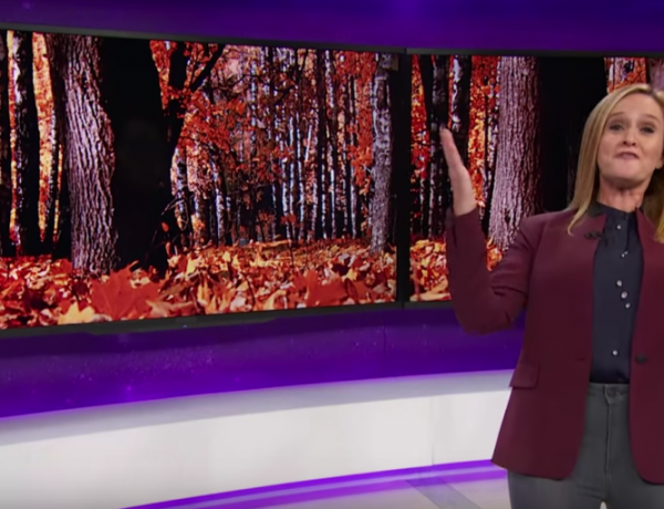 Samantha Bee is pisssssssed.