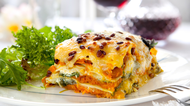 recipe: vegetarian lasagna recipe pumpkin [13]