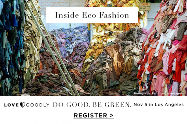 Get Your Eco Beauty and Wellness Fix at the Do Good. Be Green. Conference
