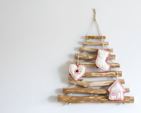 DIY tree ideas this holiday season.