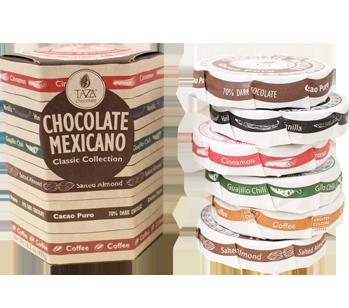 Taza Chocolate Chocolate Mexicano Classic Collection
