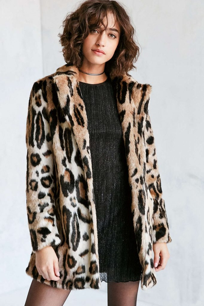 5 Faux Fur Pieces Guaranteed to Make a Statement: Friday Finds