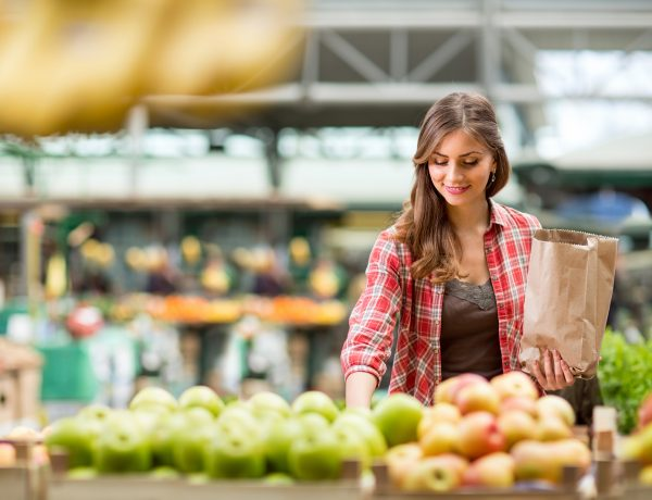 Millennials are Driving Organic Food to New Heights