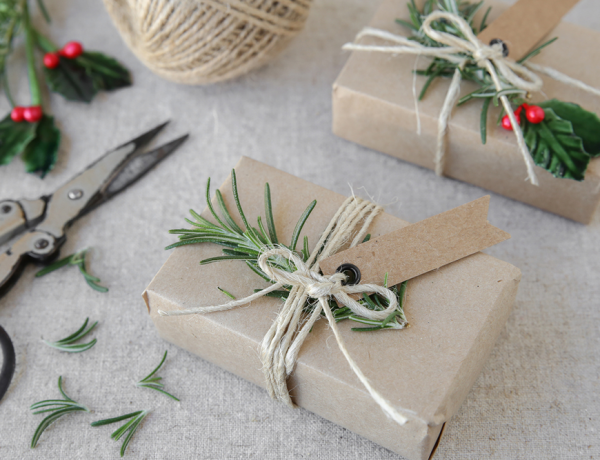 How To Wrap Presents (Without Destroying the Earth)