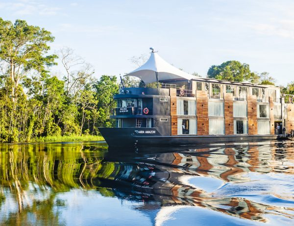 River cruises in Amazon