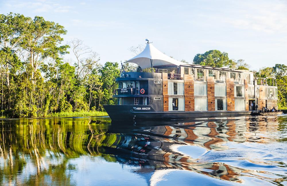 River cruises in Amazon