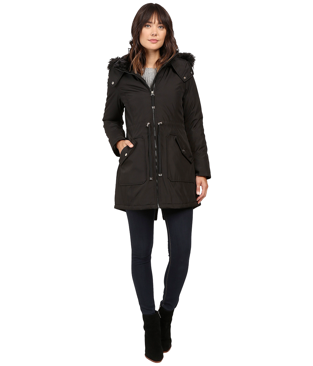 Jessica Simpson Quilted Puffer Jacket