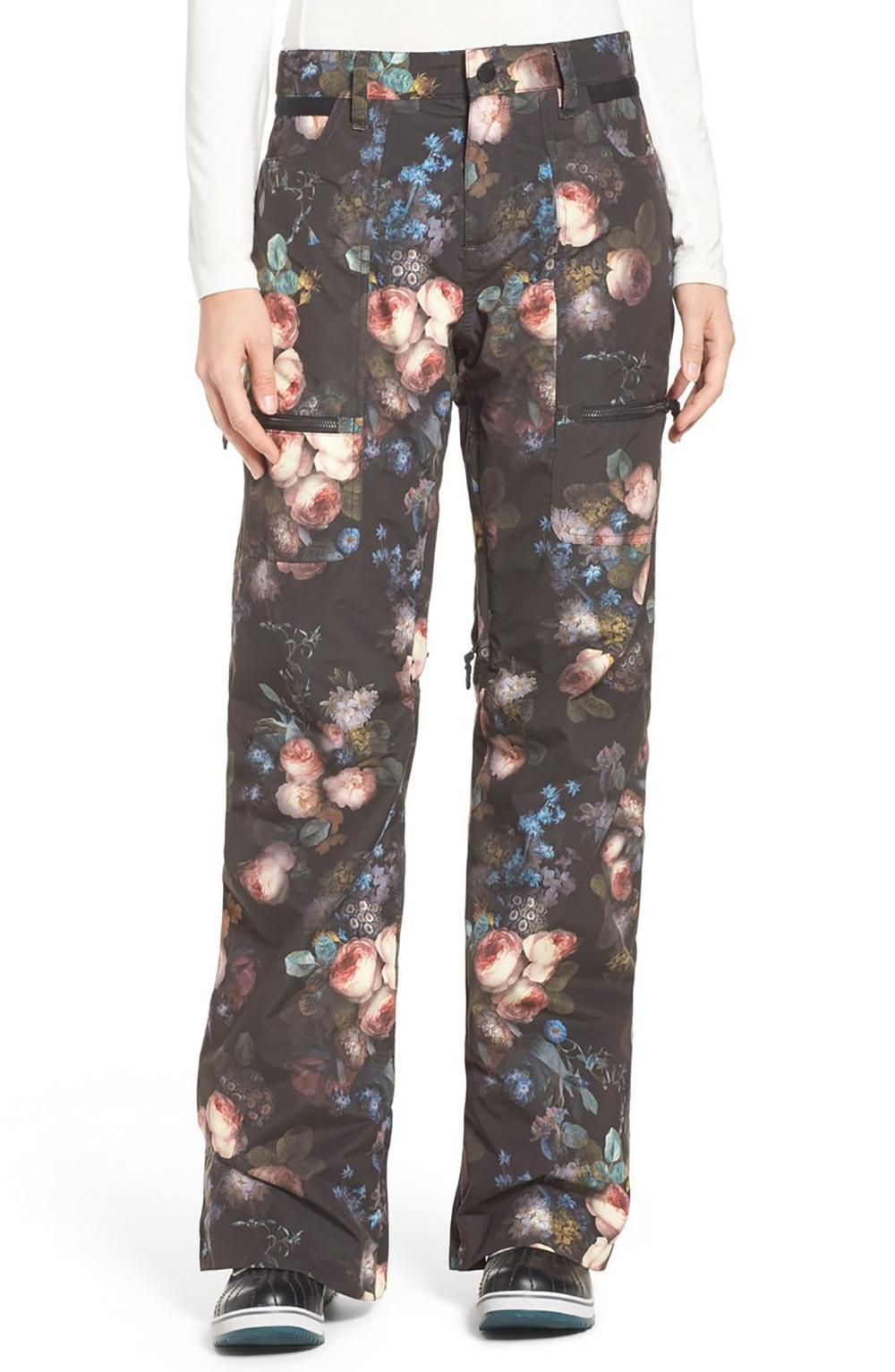Burton Floral Snow Pants