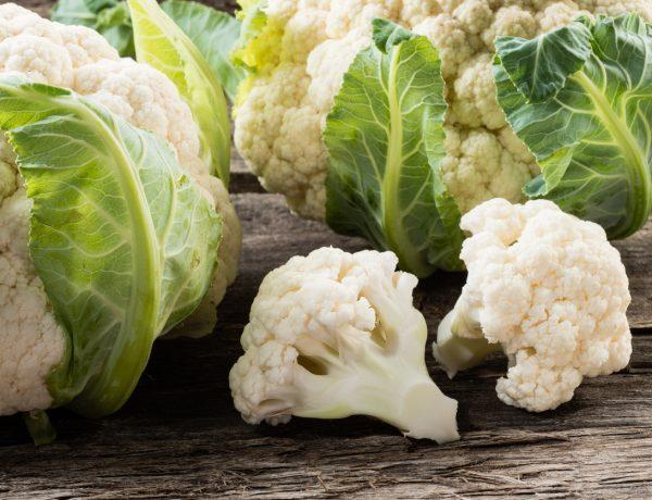 Cauliflower Rice Chickpea Salad Recipe