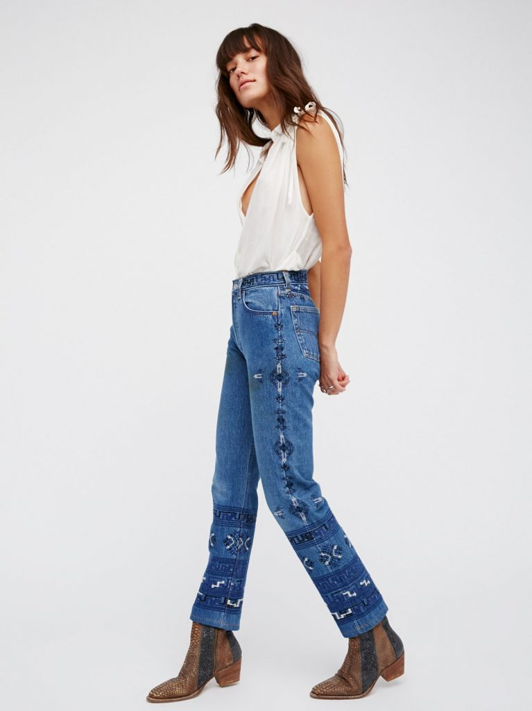 5 Pairs of Denim Jeans that are Anything but Ordinary: Friday Finds