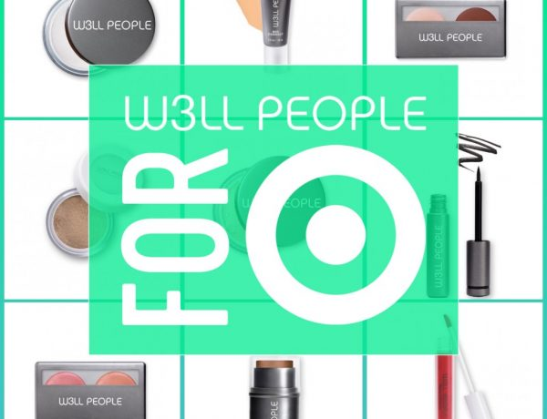 W3LL People Natural Makeup Line Launches in Target