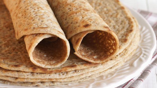 Vegan Gluten-Free Crepes