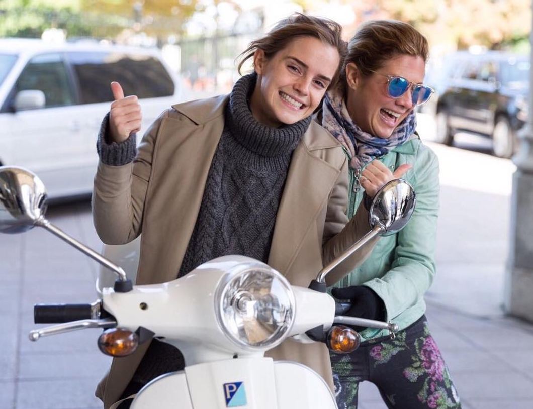Emma Watson Just Joined the Sustainable Fashion Game