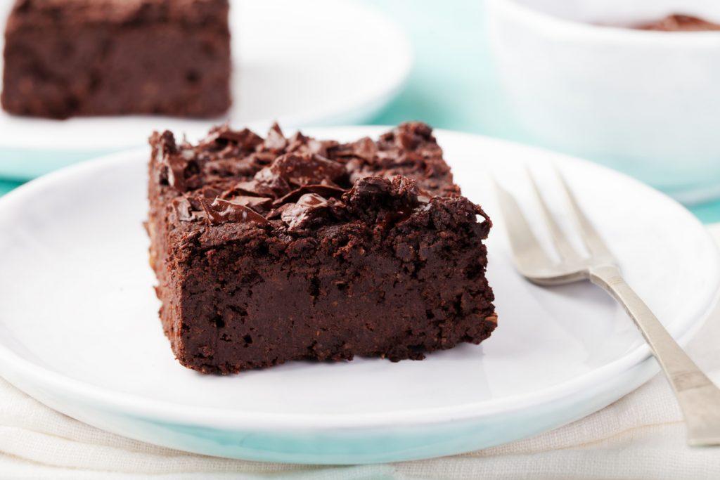 Vegan and Gluten-Free Avocado Brownies Recipe