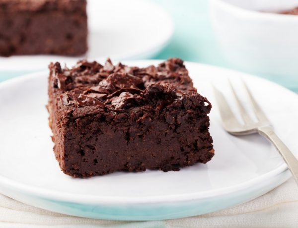 Vegan and Gluten-Free Avocado Brownies Recipe