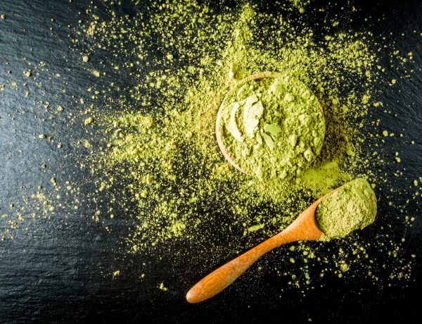 Matcha Green Tea Beauty Recipes