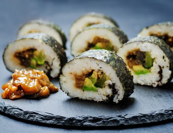 Vegetarian Sushi Recipes