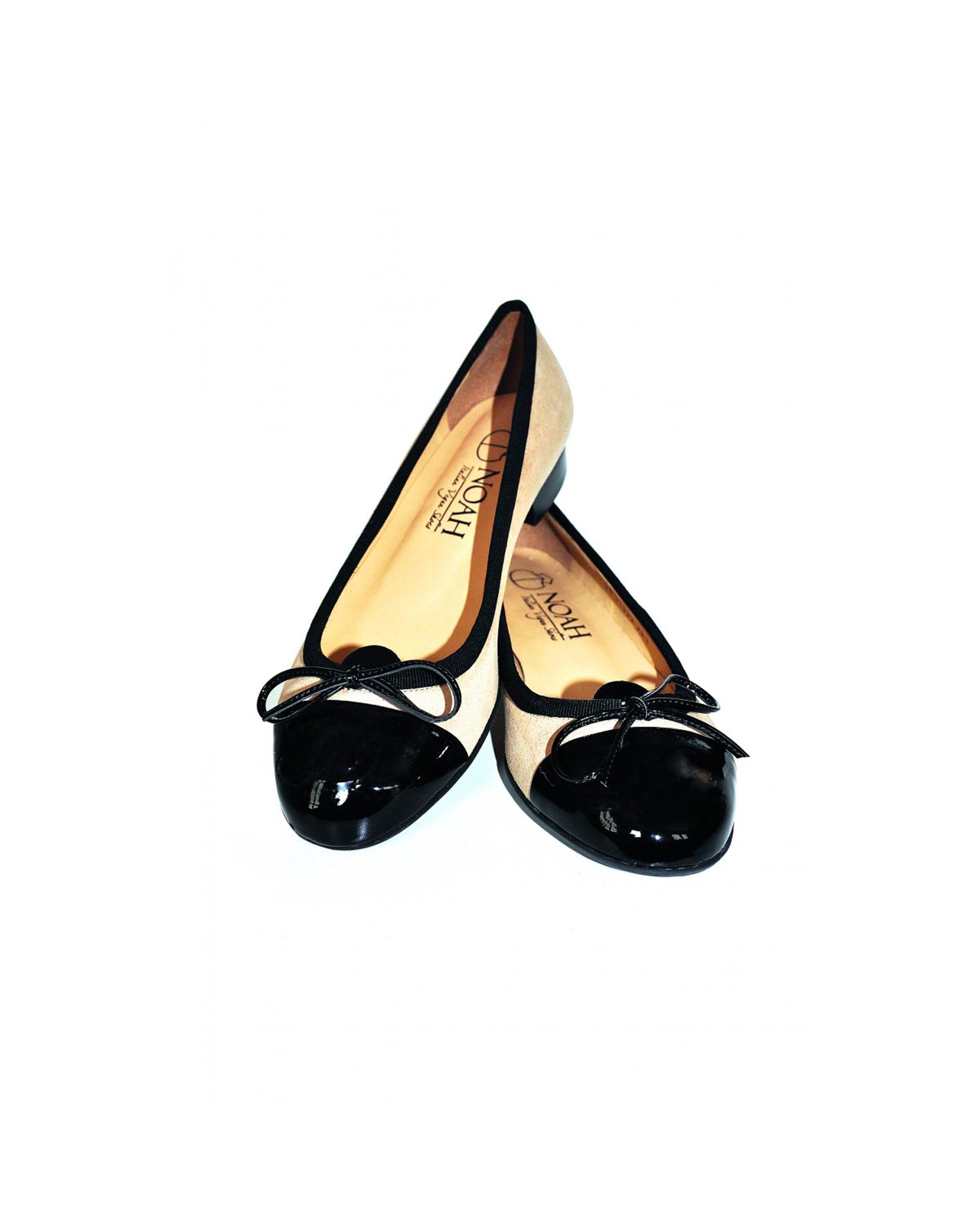 Noah Italian Vegan Shoes Catherine Ballet Flats