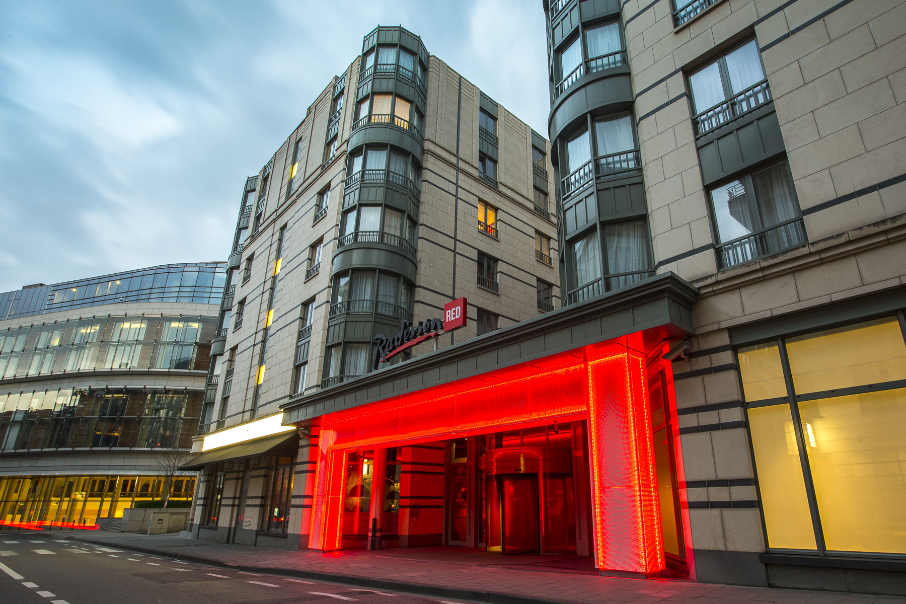 Radisson Red This Millennial Haven Is Disrupting The