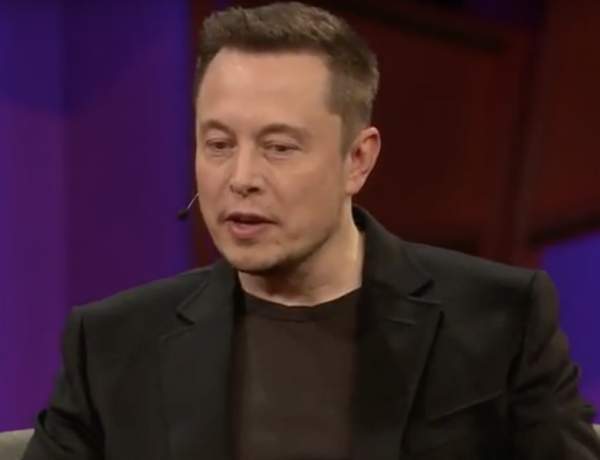 Elon Musk knows how to do a TED Talk.