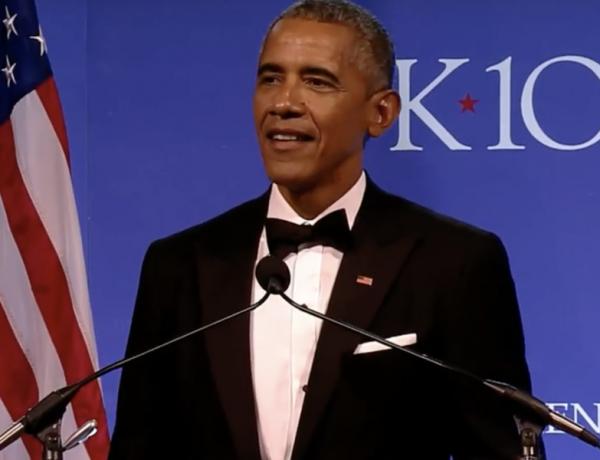 Obama, we miss you.