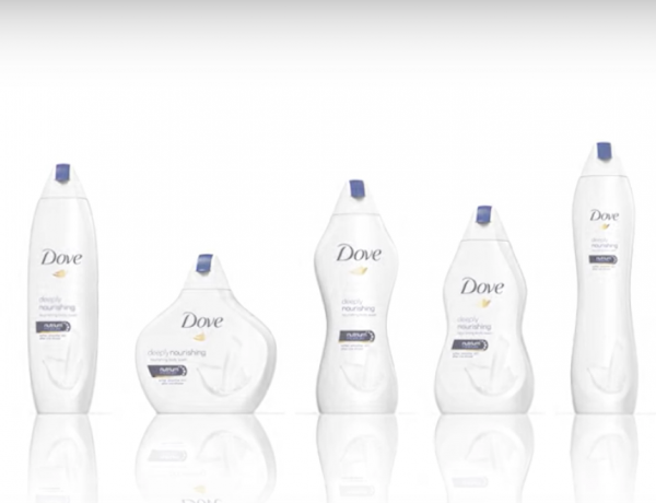 Dove's New 'Body-Shaped' Soap Bottles are the Worst Things Ever for Women